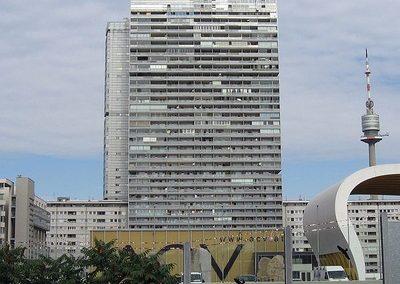 Mischek Tower Vollansicht 1220 Wien